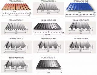 Профлист для крыши какой выбрать?